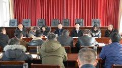 商城县食药监局召开酒类、药品安全专项整治动员会