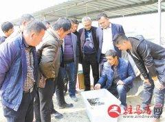 汝南县源泽渔业邀请专家现场为养殖户解疑释惑