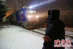 受暴雪影响 郑州至北京、武汉、西安等方向14趟列车停运