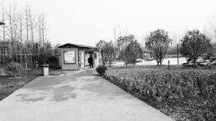 郑州北龙湖湿地公园风光秀美 厕所太少遭吐槽