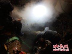 鏖战九小时!郑州热力抢修管网恢复20万平方米供热
