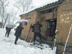 商城县安监局多措并举应对暴雪天气