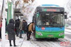 郑州二波降雪7日趋于停止 河南未来一周无明显降雪天气