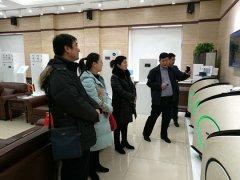 王灵娥带队赴京开展自主招商活动