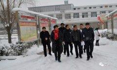 张翠霞到部分乡镇督导健康扶贫工作