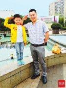 """大河网网友致敬父亲节:爸爸,我想对您说""""谢谢"""""""
