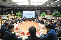河南省海军航空实验班建设座谈会在郑州召开