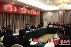 市五届人大二次会议睢县代表团审议讨论《政府工作报告》
