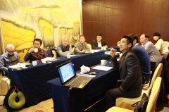 区领导带队赴郑州征求物流业专家意见