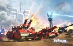 最强钢甲猛兽!《暴走装甲》现役载具――99坦克