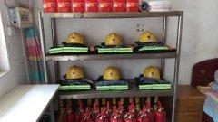 区中心敬老院成立微型消防站 消除安全隐患