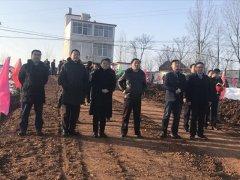 上石桥镇中心小学新校区建设工程顺利开工