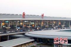 """郑州机场2017航班放行正常率达82.7% 跻身全国""""6大准点""""机场"""