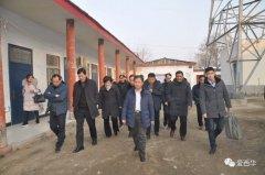 水利部考核组到西华县开展河长制工作中期评估核查