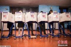 美国加州一投票站附近发生枪击事件 至少2人受伤