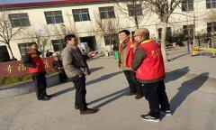 县交通运输局青年志愿者元宵佳节到敬老院送祝福
