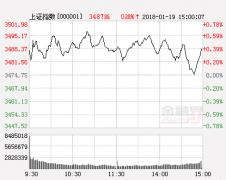 指数冲高回落再收星 市场情绪略有恢复