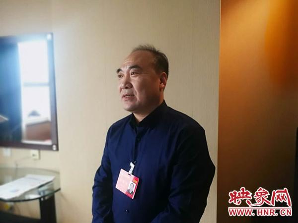 河南省政协委员李国臣