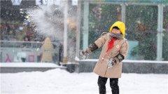 暴雪又至!24-27日河南黄河以南有大暴雪 局部积雪深度达30cm
