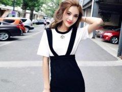 简约有个性的黑白裙装搭配,女生就该这样穿
