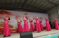 许昌市红色文艺轻骑兵文化进基层活动在襄城县举办