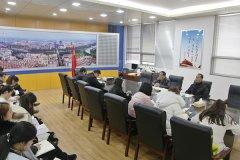 市政务信息中心迅速贯彻落实市政府办公室加强执行力建设会议精神