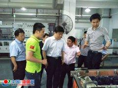 县长白超率团赴深圳、杭州、常州、无锡等地洽谈招商引资工作
