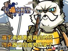 《信喵之野望》战国枪喵改版上线织田快枪手火爆登场