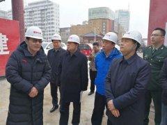 市政府副市长刘胜利暗访检查魏都区安全生产工作