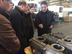 杨建国:产业转型攻坚期 辉县探索提质发展新路径