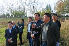 区长徐光华带队巡河并召开全区第一次总河长会议