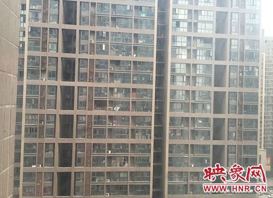 汪鑫洋盼望着在高楼中能有一处属于自己的家