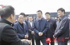 全国政协副主席陈晓光来我市调研脱贫攻坚工作