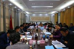 区委理论学习中心组集中学习党的十九大精神