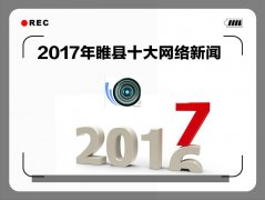 2017年睢县十大网络新闻