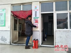 郑州四个公交站场设共享灭火器 市民可免费借取