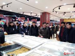泌阳县开展春节前食品药品安全督查