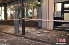 新强震已致两人遇难 仍未联系上受灾最严重地区