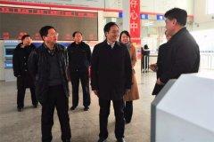 县长马同和督查信访维稳及安全生产工作