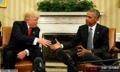特朗普胜选后首度接受专访:总统年薪只领1美元