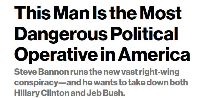 """这样一个极右派领导人将成为美国白宫新一届首席战略顾问,这一消息引起美国社会各界哗然。据纽约时报当地时间14日消息,美国伊斯兰关系委员会(Council on American-Islamic Relations)称,这一任职决定""""透露出一个让人不安的信息,那就是反穆斯林阴谋论以及白人民粹主义思想将在白宫受到欢迎。"""""""