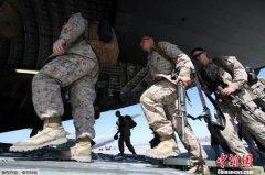 国际刑事法院报告:美军恐在阿富汗犯下战争罪(图)