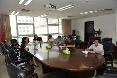 省教育厅副厅长刁玉华会见德国工商大会上海代表处职业教育副总监