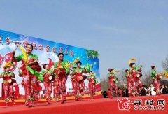 城乡一体化示范区举办第五届广场舞大赛武夷社区健康是福舞蹈队荣获特等奖