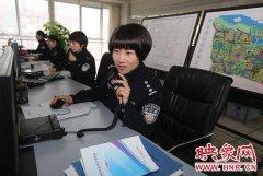 郑州警花24小时坚守指挥一线 三八节凌晨累倒在工作岗位上