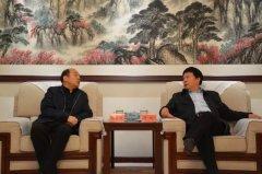 杨建国对话平顶山市委书记:培养产业内生动力 做好高质量发展