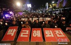 韩国在野三党将会晤 商讨要求总统下台行动计划