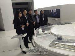 区委书记刘耀军、副区长吕峥一行赴北京实地考察汉能薄膜发电产品体验中心