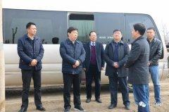 河南省林业厅副厅长李军一行莅襄调研林业生态建设工作