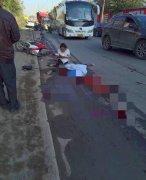 母亲送15岁女儿参加中考遇车祸 孩子当场身亡
